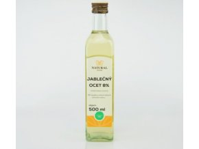 Natural Jihlava Jablečný ocet 8% 500ml