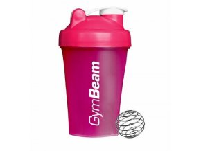 GymBeam Šejkr Blender Bottle Pink 400ml