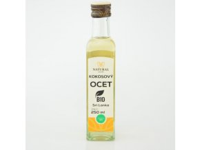 Natural Jihlava Kokosový ocet bio 250 ml