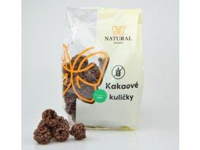 Natural Jihlava Kakaové kuličky bez lepku 150g