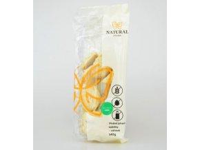 Natural Jihlava Sušenky plněné bezlepkové jahelné taštičky višňové 140 g