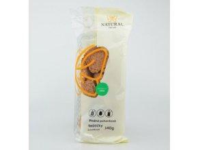 Natural Jihlava Sušenky plněné pohankové taštičky švestkové bez lepku, vajec a mléka 140g