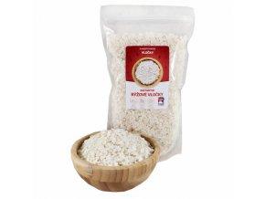 Rýžové vločky instantní - 100g EKO