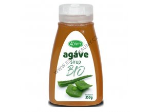 4Slim Agáve sirup bio 350ml
