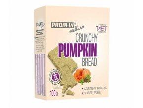 Prom-in Bezlepkový chléb bio - dýňový 100 g