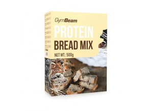 GymBeam Proteinový chléb Protein Bread Mix 500 g - GymBeam