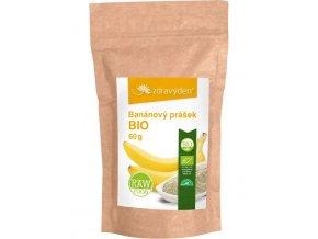 18516 1 bananovy prasek bio 60g