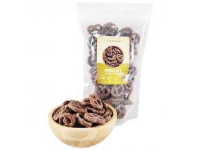 Preclíky v mléčné čokoládě - 250g