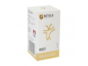 Betula KOZÍ KOLOSTRUM 60 tablet