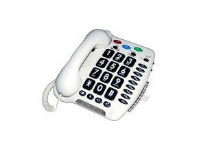 telefon pro seniory telefon pro nedoslychave cl100