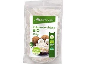 18642 1 kokosove chipsy bio 100g