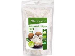 Kokosové chipsy BIO 300g