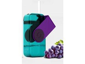 Juicy drink box JB300 290ml fialový