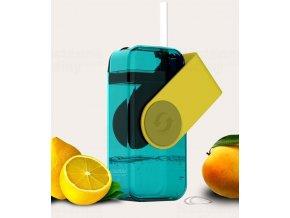 Juicy drink box JB300 290ml žlutý