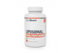 GymBeam Lipozomální Multivitamín 60 kapslí