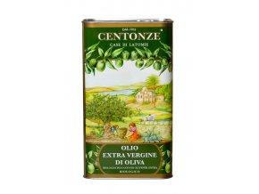 Centonze Extra Virgin Olive Oil BIO 3000ml (Olivový olej)