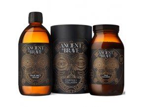 Ancient+Brave Balíček 2 (Coffee + Collagen 250g, True MCT 500ml, True Collagen 200g)