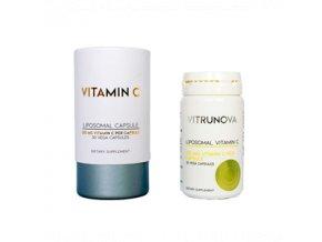 CureSupport Holding BV Liposomal Vitamin C 250mg 30 kapslí