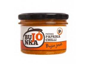 Bujónka Pečená paprika s chilli Bujónka 220 g DOPRODEJ