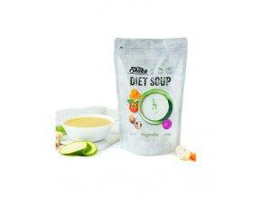 ChiaShake Dietní polévka zeleninová 10 jídel