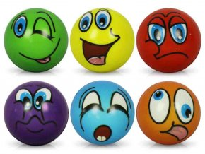 Antistresový míček (Barva Modrá)