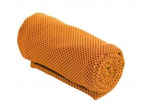 721 4 chladici rucnik oranzovy 32 x 90 cm