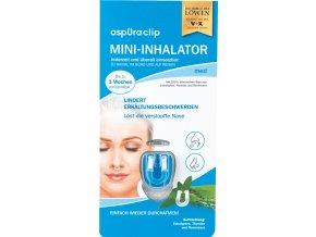 1246 mini inhalator proti ryme aspuraclip