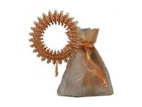 208 4 zlaty akupresurni prstynek zlaty sacek