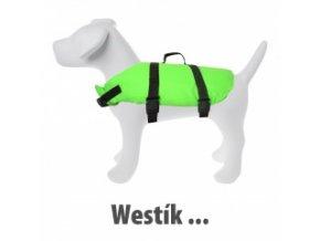 Plovací vesta pro psa. Vel. 1