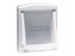 Dvířka pro psy Staywell 740 - bílá M
