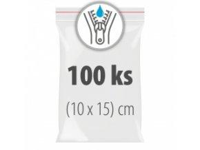 Uzavíratelné sáčky 10 x 15 cm 100 ks
