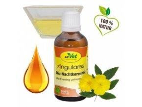 Bio Pupalkový olej pro psy a kočky 50 ml - cdVet