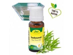 Tea Tree - éterický olej 10 ml - cdVet