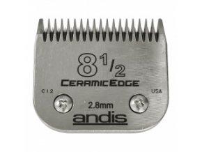 Keramická střihací hlava Andis Size 8 ½ . Výška 2,8 mm