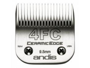 Keramická střihací hlava Andis Size 4FC. Výška 9,5 mm