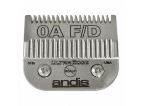 Střihací hlava Andis Size OA F/D. Výška 1 mm