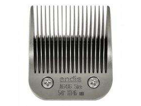 """Střihací hlava Andis Size 5/8""""HT. Výška 16 mm"""