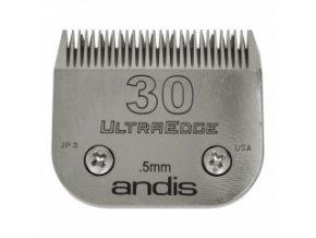 Střihací hlava Andis Size 30. Výška 0,5 mm