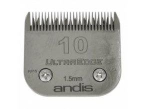 Střihací hlava Andis Size 10. Výška 1,5 mm