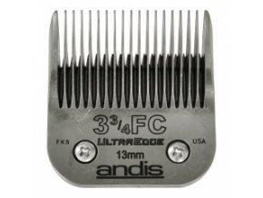 Střihací hlava Andis Size 3 ¾ FC. Výška 13 mm