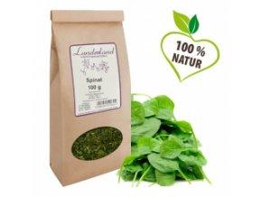 Zelenina pro psy a kočky - Špenát - sušený - 100 g