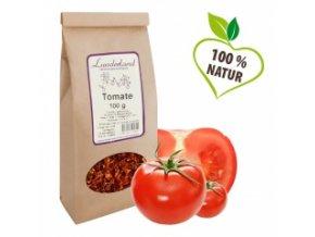 Zelenina pro psy a kočky - Rajčata - sušená - 100 g