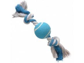 Provazová hračka - lano s míčkem