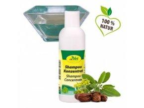 Čajovníkový šampon koncentrát - cdVet