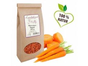 Zelenina pro psy a kočky - Mrkev - sušená