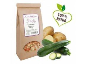 Zelenina pro psy a kočky - Řepná směs - 100% bez obilnin