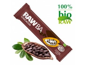 RAW Tyčinka kakao & mandle BIO 40 g