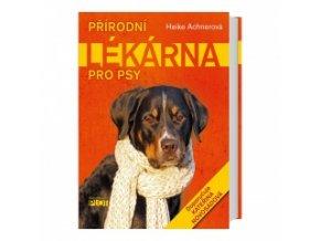 Kniha - Přírodní lékárna pro psy