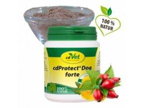 Odčervovací byliny pro psy - cdVet