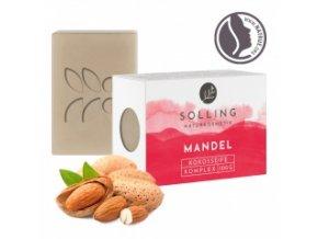 Přírodní mýdlo - Mandlové - BioKvalita - 100 g
